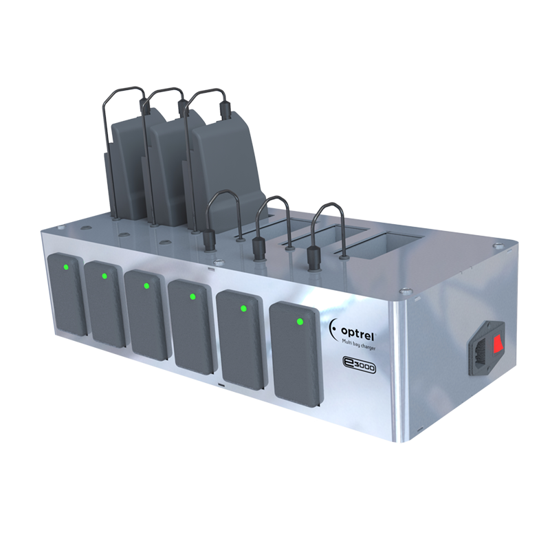 MULTI BAY CHARGER E3000